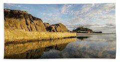 St Michaels Mount Cornwall  Beach Sheet
