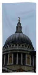 St. Paul's Cathedral Dome Beach Towel