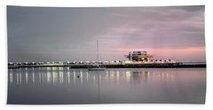 St Petersburg Pier Beach Sheet