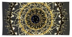 St Petersburg Winter Palace 2 Beach Towel