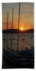 St. Thomas Sunset Beach Towel