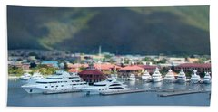 St. Thomas Us Virgin Islands Beach Towel