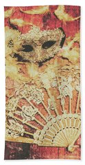 Stage Of Venice Beach Towel