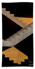 Staircase Beach Towel