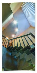 Staircase Beach Towel