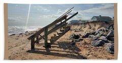 Stairs To Heaven Beach Sheet