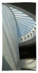 Stairway Abstract Beach Towel by Lyric Lucas