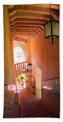 Stairway Beach Towel