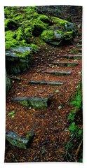 Stairway To..... Beach Towel