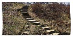 Stairway To Heaven II Beach Towel