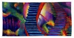 Stairways Beach Towel