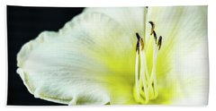 Stamen At Attention Beach Towel