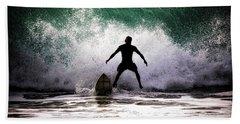Standby Surfer Beach Sheet