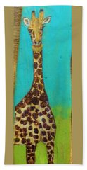 Standing Tall Beach Towel by Ann Michelle Swadener