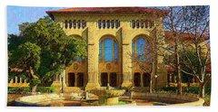 Stanford University Beach Towel
