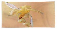 Stanhopea Orchid V2 Beach Sheet