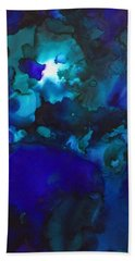 Star Light Beach Towel