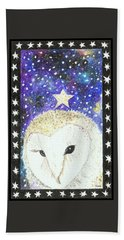 Star Of The Night Beach Towel