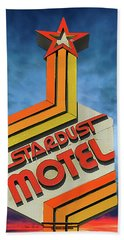 Stardust Beach Towel