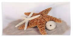 Starfish Still Life Beach Towel