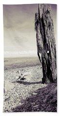 Stark Reality Beach Towel by Keith Elliott