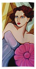 Starlet 1935 Beach Towel by Tara Hutton