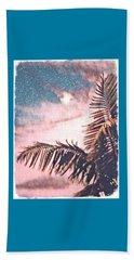 Starlight Palm Beach Towel