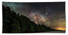 Starlight Swimming Beach Towel
