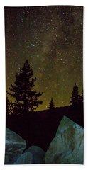 Starry Night Beach Sheet
