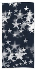 Stars Of America Beach Towel