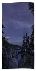 Stars Over Raven's Roost Beach Sheet