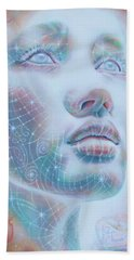 Starseed Beach Towel