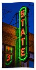 State Theatre - Ithaca Beach Sheet