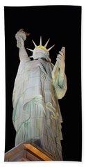 Statue Of Liberty.... Not Beach Sheet