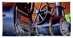 Steam Engines - Locomobiles Beach Sheet