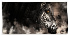 Steampunk Champion Beach Towel