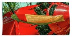 Stearman C3b Biplane Beach Sheet