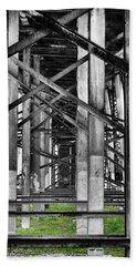 Steel Support Beach Sheet