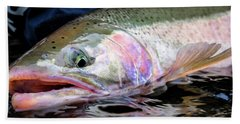Steelhead 3 Beach Towel