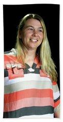 Stephanie Williams 2 Beach Sheet