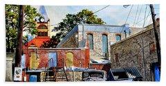 Stephenville Alley  Beach Sheet