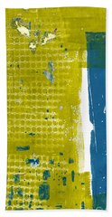 Stepping Stones 1 Beach Towel