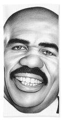 Steve Harvey Beach Towel