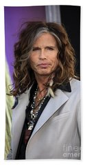 Steven Tyler Beach Sheet by Nina Prommer