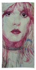 Stevie Nicks - Gypsy  Beach Towel