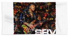 Stevie Ray Beach Towel