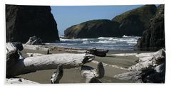 Sticks And Stones Beach Sheet