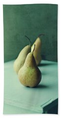 Still Life Series- Pears IIi Beach Towel
