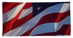 Still Our Flag. Beach Sheet