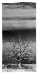 Still Standing Beach Sheet by Nicki McManus
